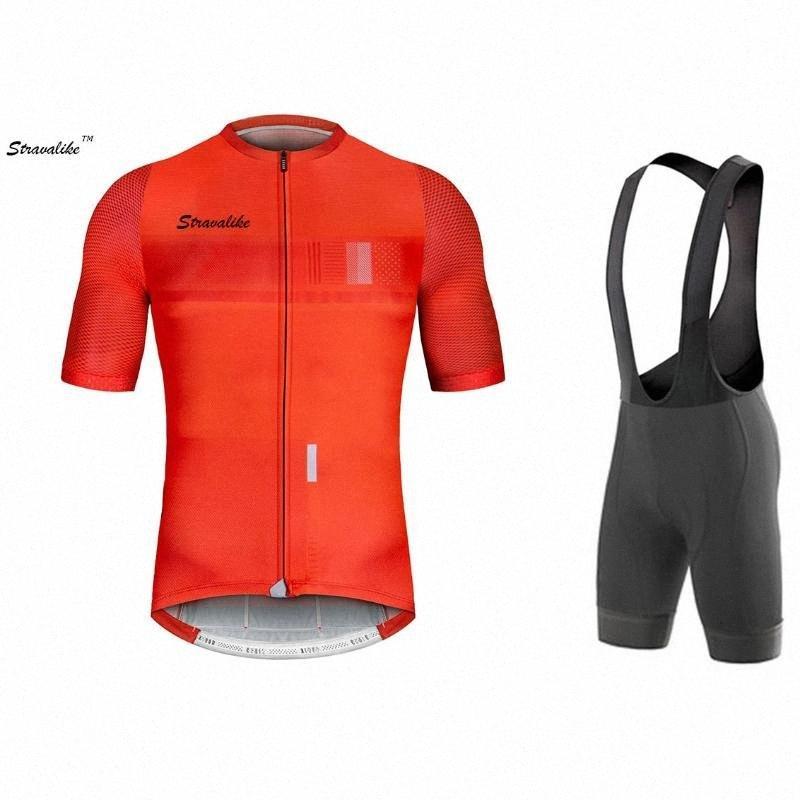 Pro Team NW 2020 New Strava einen.Kreislauf.durchmachenClothing Set Bike Uniforme Radtrikot Ciclismo Hombre Gewohnheit Jersey Mavicing VzOK #