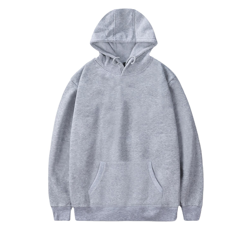 Özel Kapüşonlular Erkekler% 100 Pamuk Pembe Erkek Mürettebat Boyun Sweatshirt, Temel Kazak Hoodie, Düz XXXXL Crewneck Hoodies Sweatshirt,