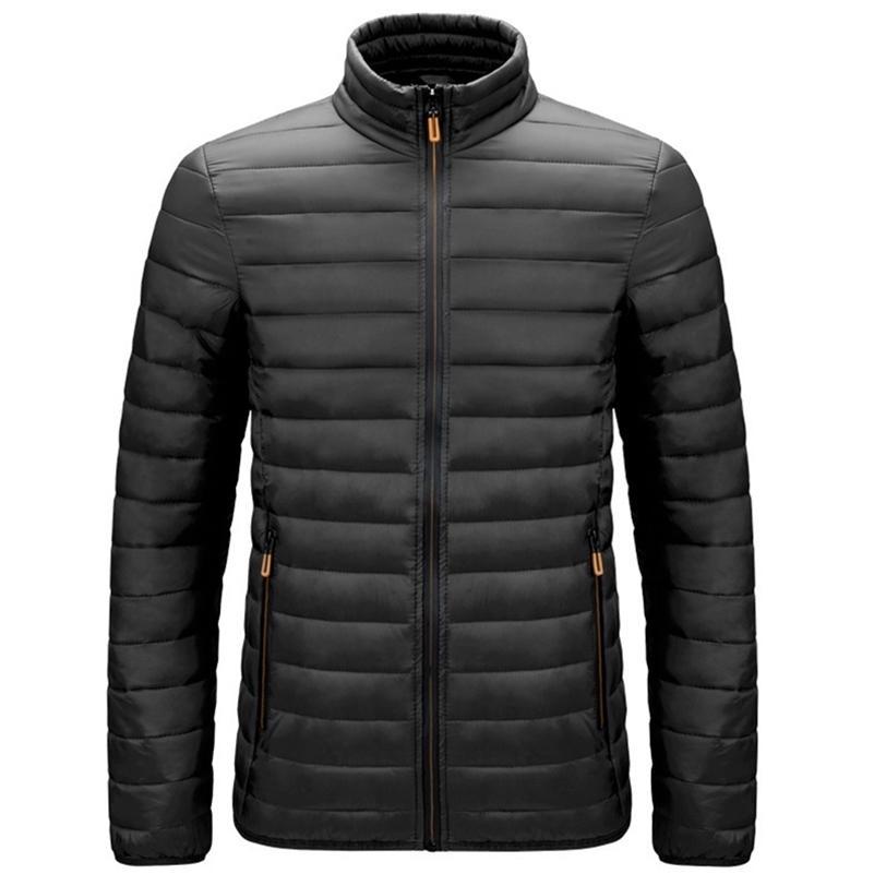 Erkekler kış sıcak açık aşağı ceket sıcak satış moda UBKJYXODB