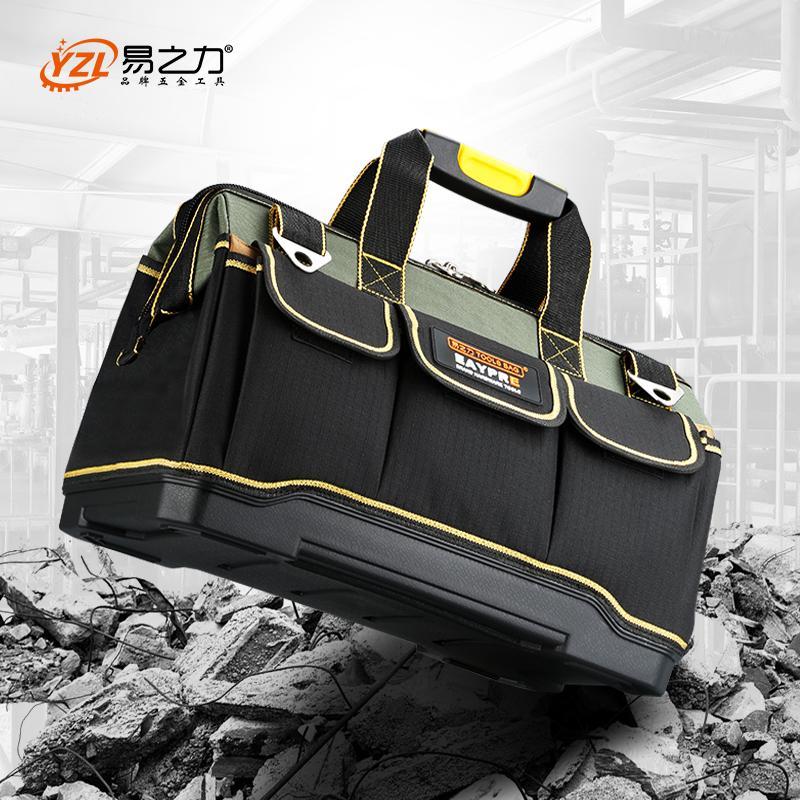 Plegable bolsa de herramientas Herramienta de hombro del bolso del bolso del organizador del almacenaje CX200822