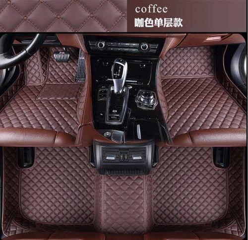 Für Fit Honda Civic 2009-2011 Wasserdicht Auto Mats wasserdichte Bodenmatten