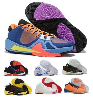 Ucube Ayakkabı için 1 Basketbol Erkekler Kadınlar Güller Soul Glo Amerika Antetokounmpo Giannis Yunanistan İmza Yakınlaştırma Scarpe Eğitmenler Ayakkabı geliyor