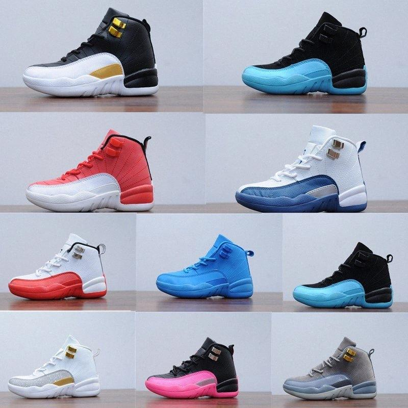 Infant 12s Ovo Wings Kids Basketball