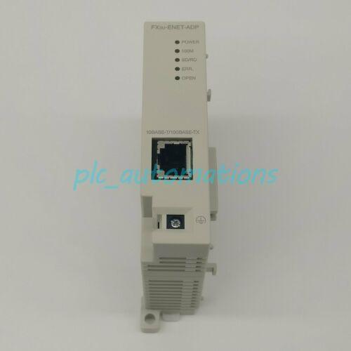 1PC NEW IN BOX MITSUBISHI FX3U-ENET-ADP PLC MODULE One year warranty &PA