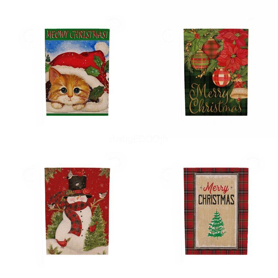 Yeni Tablo Önlük Aile Piknik Doğum Günü Partisi Dekorasyon Noel Partisi Parti Süsleri Bayrak Renk # 721