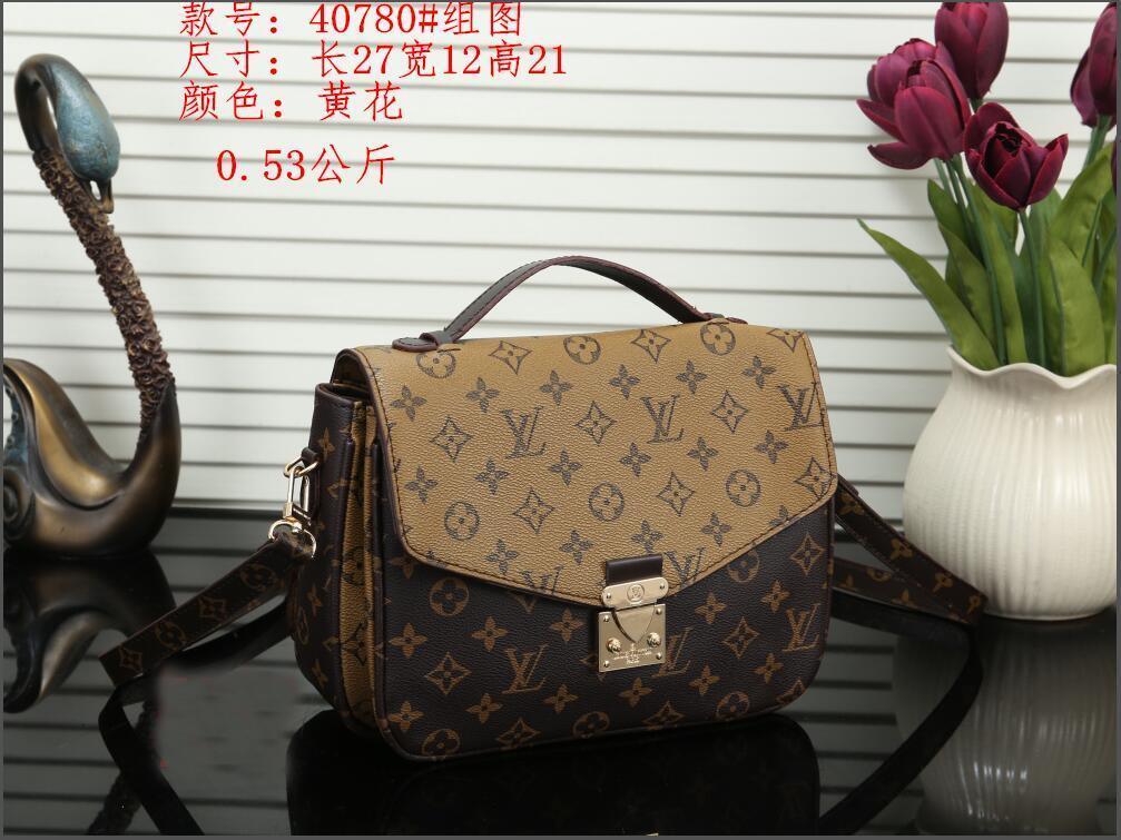 classica piccola borsa in pelle PU famoso della signora mini borsa borsa tracolla messenger cross-body raccoglitore della catena 2020 delle donne alla moda