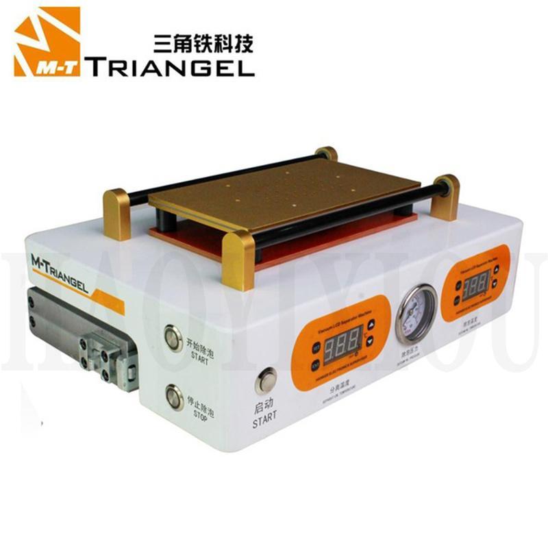 Alta qualità MT LCD OCA Colla polarizzatore Remover vuoto Separatore Bubble Rimozione macchina