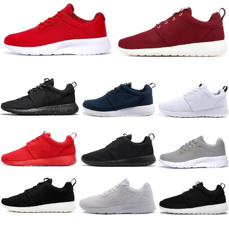Özel Teklif Koşu Triple S Kırmızı ve Beyaz Koşu Ayakkabıları Unisex Spor Ayakkabı Rahat Spor Ayakkabı Trainer Kod 36 ila 45