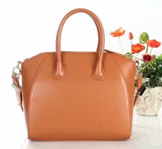 Frauen Neue Schulter Luxus Designer SAC Mode Handtaschen Kuh Echtes Leder Frauen Taschen Taschen Hobo Marke Taschen Weibliche Crossbody 2020 owpux