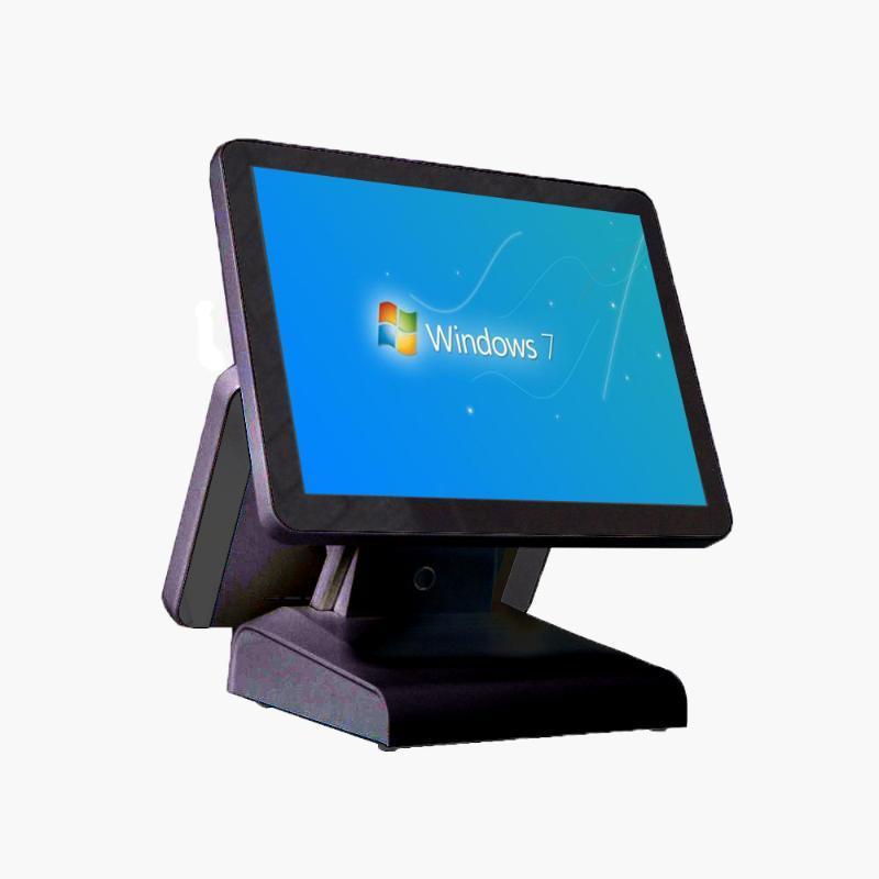 perakende Windows All In One odering Terminali Dokunuş yazarkasa PC sistemleri