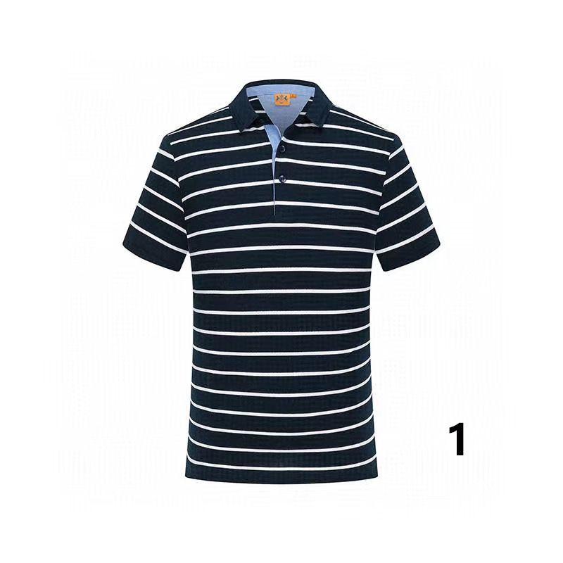 20-12 cotone di estate di colore solido nuovo stile di polo di alta qualità fabbrica polo uomo luxury1 uomini di marca in vendita