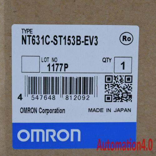1PC NEW IN BOX Omron Touch Screen NT631C-ST153B-EV3 One year warranty