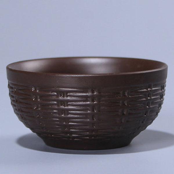 2020 6pcs new high quality Kung fu tea set Ceramic Tea cup chinese travel set brown tea cup