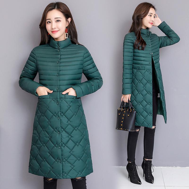 2020 Parkas Femme Femmes Manteau d'hiver Veste en coton Épaississement parkas pour femmes hiver chaud épais coton Outwear T200814