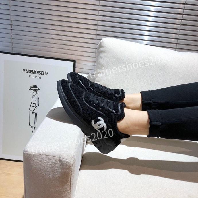Christian Dior designer shoes Yeni yüksek üst yeşil süet rahat ayakkabı, moda beyefendi bağcıklı spor ayakkabılar boyutu 35-41 qlm200731 womens