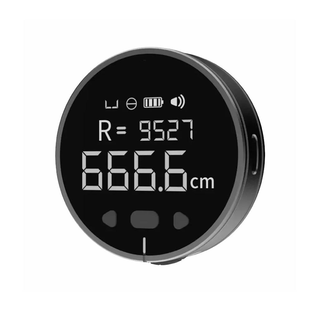 Longitud Duka Pequeño Q 8 en 1 HD Display LCD electrónica Regla Ultra batería de larga duración herramienta de medición