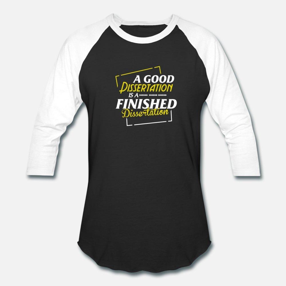 Doctorado Disertación regalo hombres de la camiseta personalizadas 100% algodón de cuello redondo básico sólido lindo ocasional del verano camisa de la familia