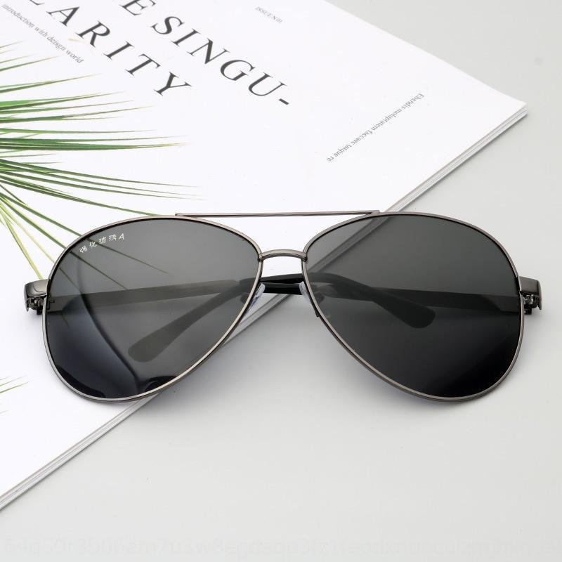 Стенд армированное металлической раме антиультрафиолетовые модные мужские солнцезащитные очки ветрозащитные очки