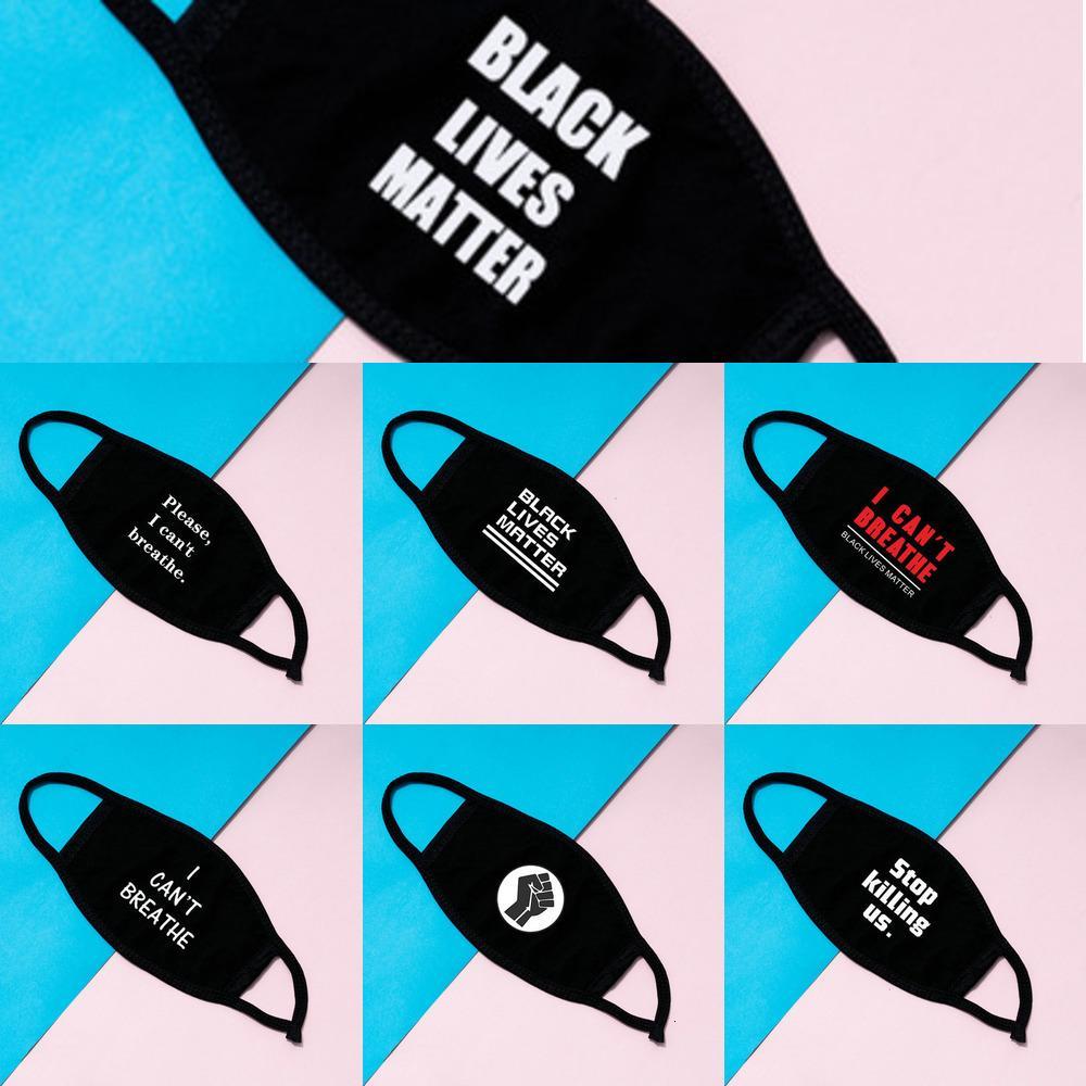 El canto de alimentación KJ22 Blm cara Dicount mitad de la cara Floyd Máscara Máscara I Breathe George Off más barata en línea de compras Lkafr BDE2011