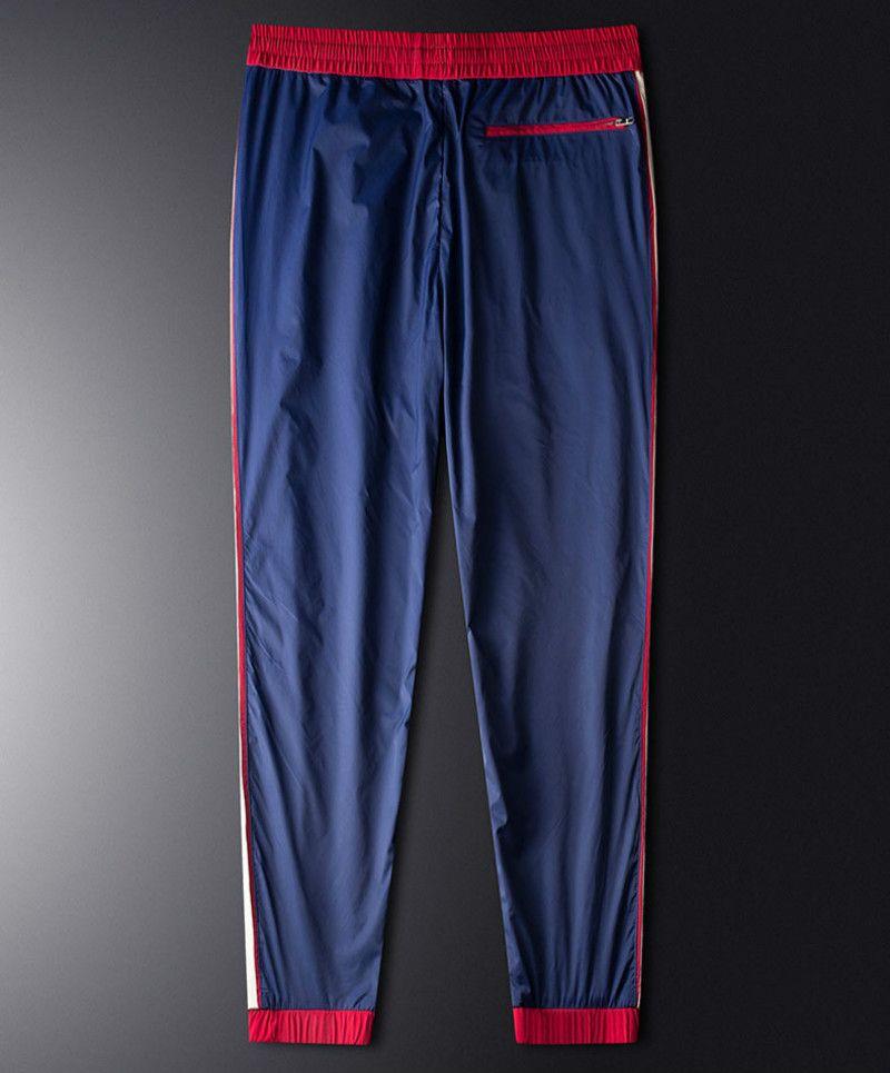 2020 pantalones de los hombres de moda de verano para hombre Delgado Delgado longitud de los pantalones de los hombres ocasionales respirables se divierte los pantalones Tamaño de 3 colores M-5XL