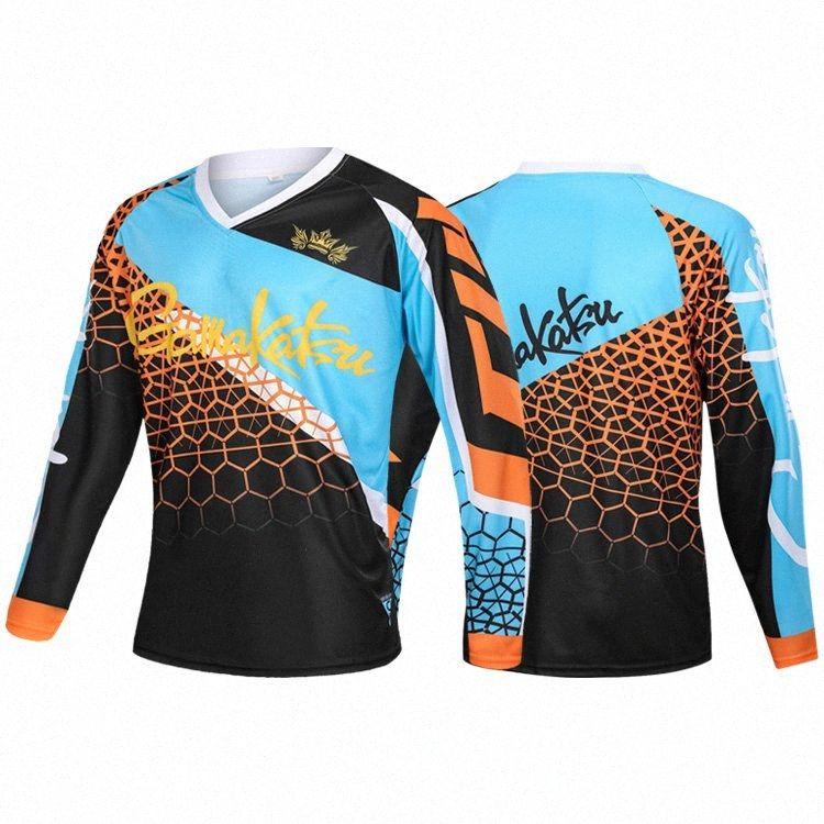 2019 новых людей Рыбалка Clothings ветрозащитный Zipper Jacket Противомоскитный Coat Рыбалка Джерси Бег Езда Туризм Одежда wUJj #
