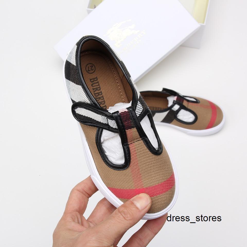 Los niños europeos nuevo patrón exquisito del ocio del muchacho de los niños muchachas de la manera zapatos casuales