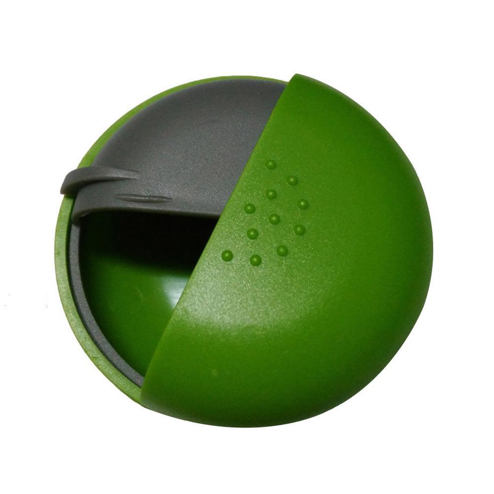 Pill Tablet Case d'étanchéité portable Mignon rotatif médecine Container Stockage Voyage