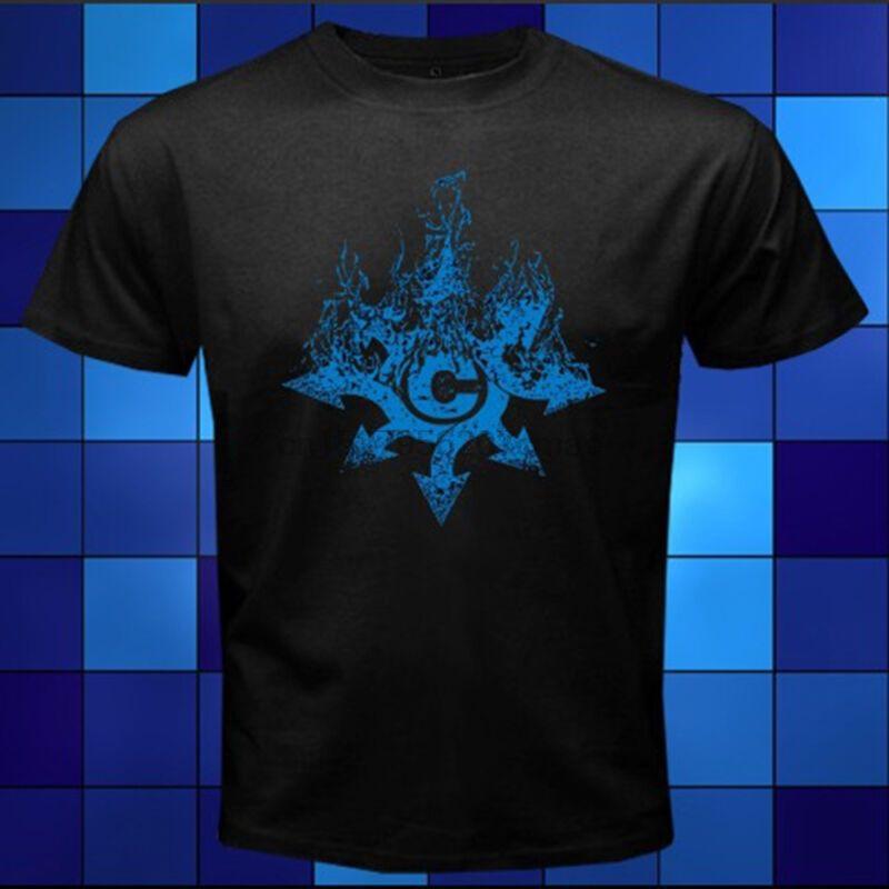 Yeni Chimaira Heavy Metal Band Logo Siyah Tişört Beden S M XL L 2XL 3XL