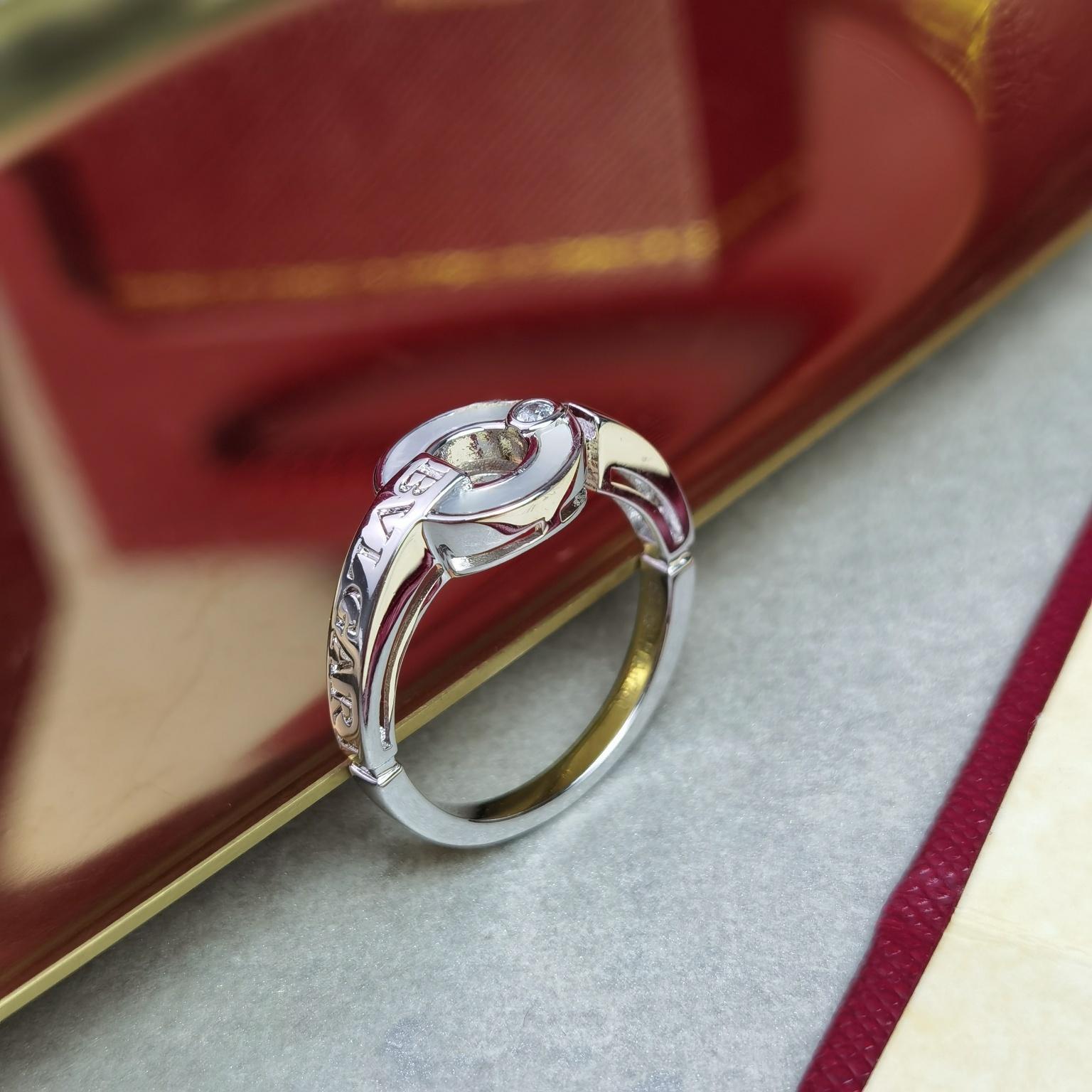 Joyería de lujo damas anillo de plata S925 anillo de la personalidad del estilo clásico de la manera pares del anillo Pareja simple regalo de la joyería 209