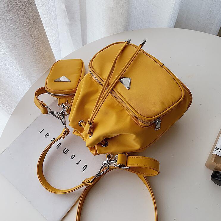 Mode femme Sacs Casual Bucket Lady Petit Sacs à main Sacs Hobo Bag Lady Composite axillaires
