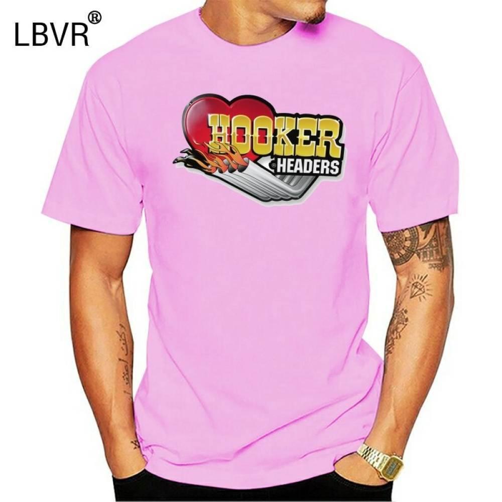 Hooker Headers гонки мужской футболки
