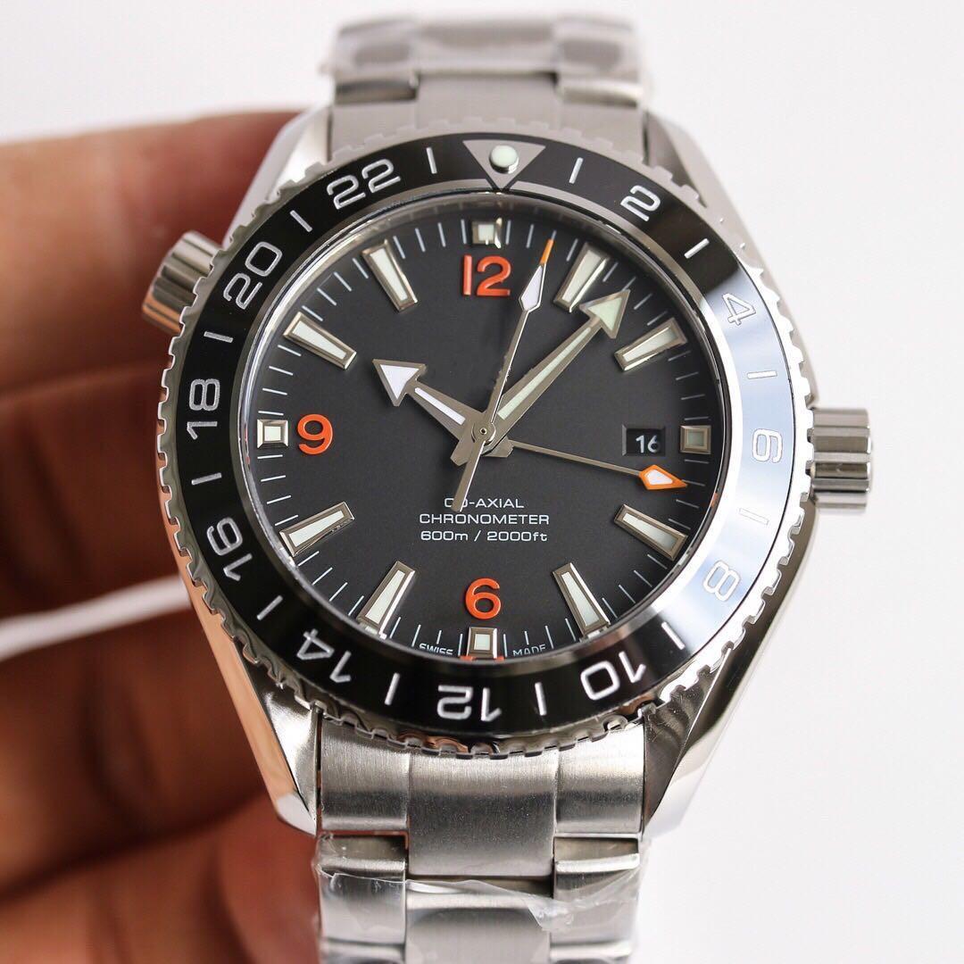 В 2020 году, штраф мужские часы с диаметром 40 мм имеет движение 316 тонкой стали, что супер светящихся механические часы