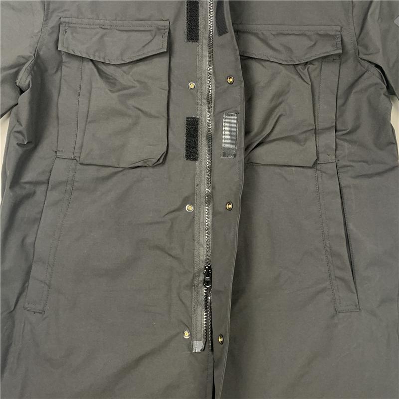 CP topstoney KORSAN ŞİRKET konng gonng Moda marka yüksek kaliteli ceket ilkbahar ve sonbahar yeni katlanabilir saklama torbası ince ceket rüzgarlık