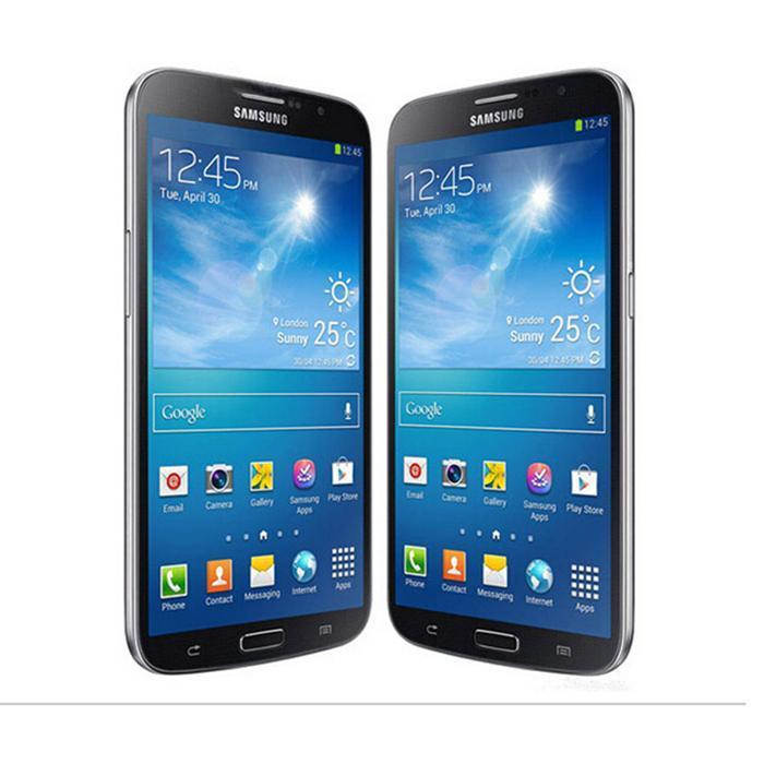Remodelado Original Samsung Galaxy Galaxy mega 6,3 I9200 Celular Dual Core 1.7 GHz 16GB 3200mAh Bateria desbloqueado 5pcs de telefones inteligentes
