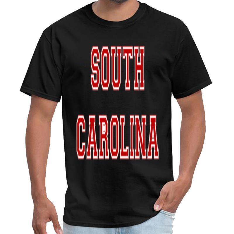 Impreso gallos de pelea de Carolina del Sur camiseta homme de marca de lujo mujer hombre camiseta La Casa de papel de gran tamaño ~ s 5xL tapa del estallido t