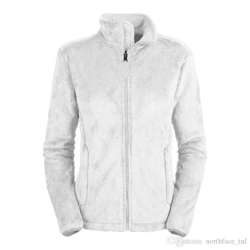 뜨거운 2020 여성 부드러운 양털 ositto 자켓 숙녀 남성 양털 Softshell 스키 다운 코트 방풍 캐주얼 코트 블랙 화이트 자켓