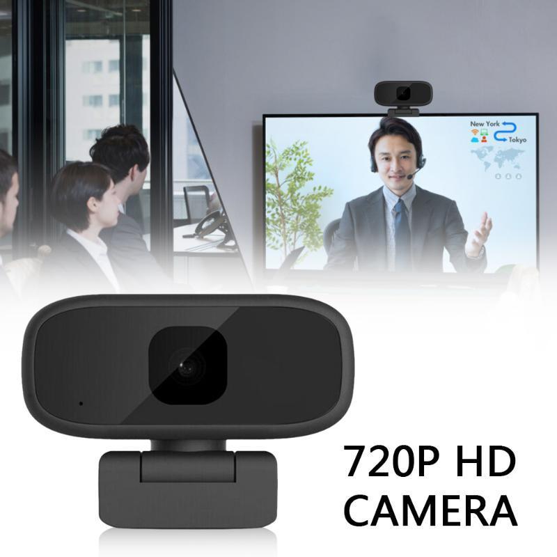 USB Driver Free HD веб-камера с Встроенный всенаправленный микрофон Веб-камера видеовызова работы Главная Аксессуары
