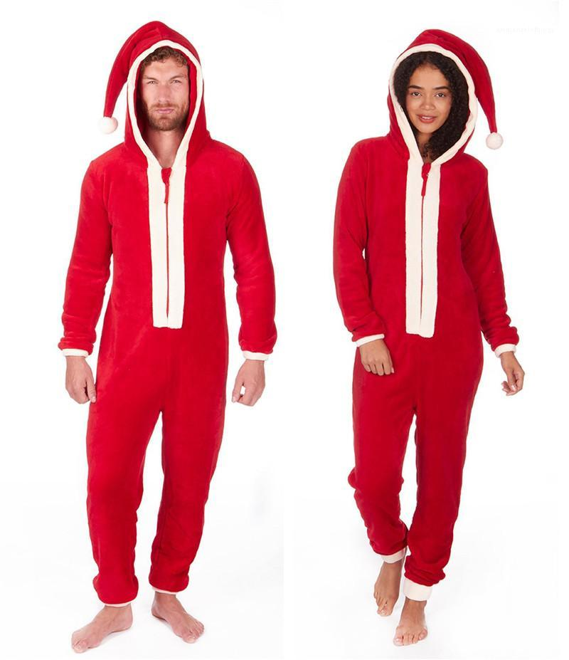 Suits Christmas Mens Costumes Romper Winter Fashion Couples Christmas Clothing Adults Creative and Classic Christmas Cosplay