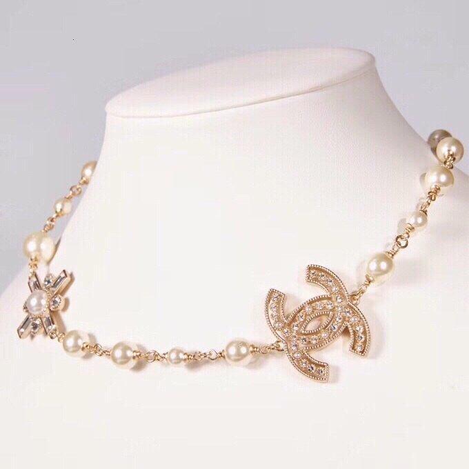 Designer Halskette für Frauen Locken Halskette Schmucksachen freies Verschiffen beste die neue Liste 2020 neue Art und Weise moderner Stil elegant FC9Q