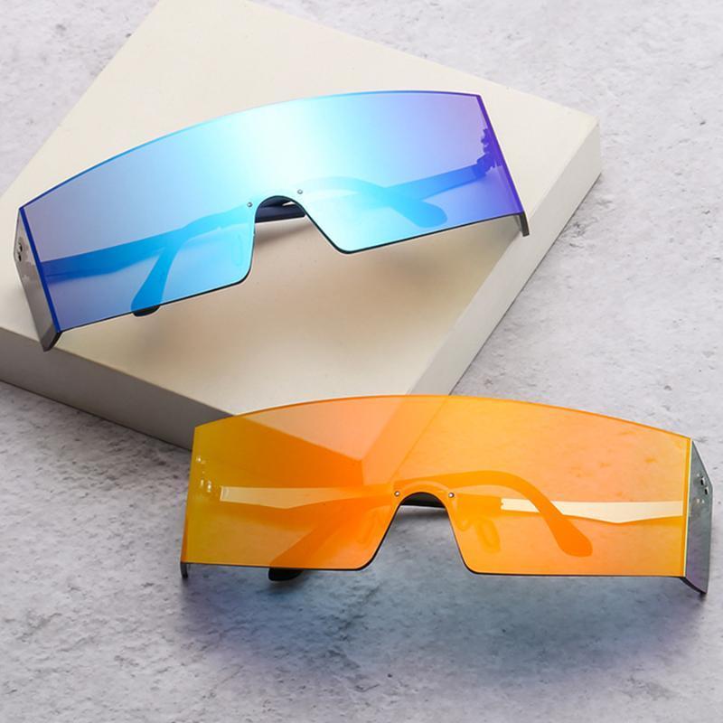 2020 2020 Lens Güneş Kadınlar Parça Boy Bir Erkekler Güneş Gözlükleri Kare Gözlük Gözlüğü Degrade Bayanlar Gölgeler AITNF