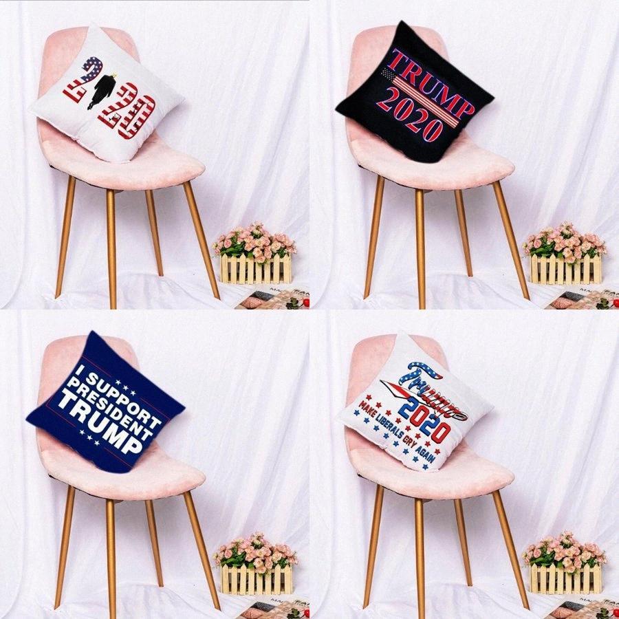 Trump Yastık 40 * 40cm Komik Donald Trump Yastık Yastıklar Ev Koltuk Sandalye Dekorasyon Yastık Minder LJJO7978 1kod #