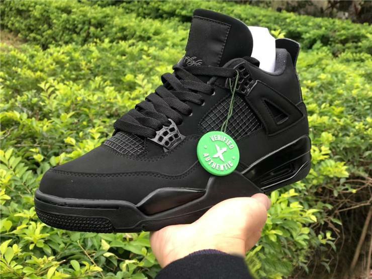 Новые 4 4s черный кот мужчины Баскетбол обувь мужские кроссовки открытый Comfort Light Graphite IV моды Chaussures тренеры