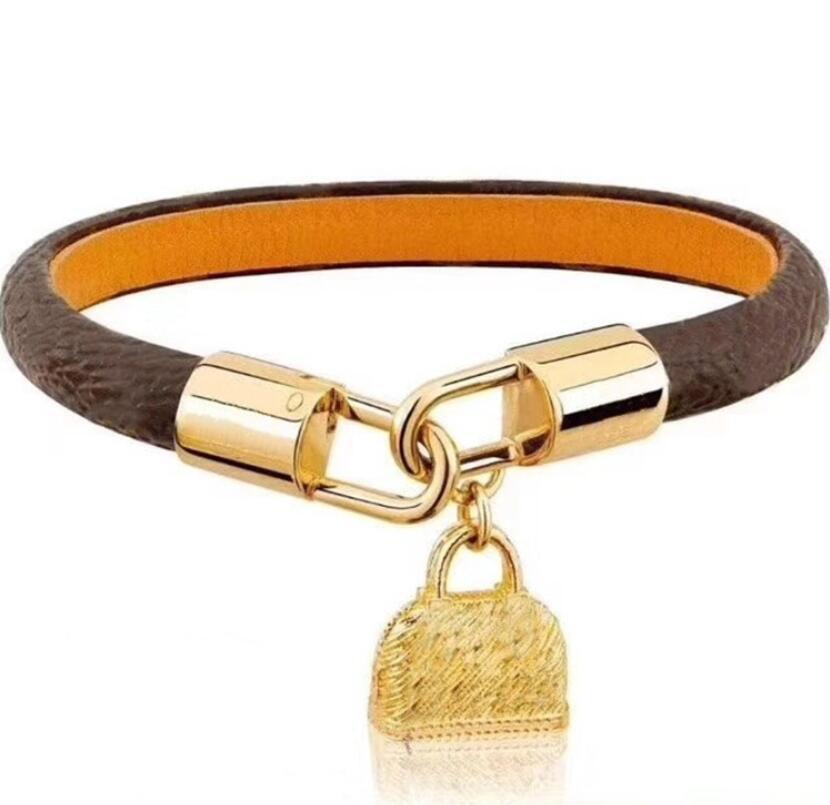 NOUVEAU mode charme amour bracelet cuir bracelets BRASSARD partie des femmes de bijoux de mariage pour les amateurs de cadeau couple de fiançailles avec la boîte