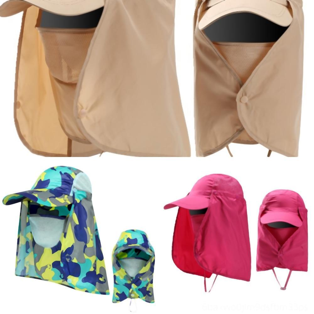 avigk Caps Designer Keep лицо покрывающее Вышитая Великое Письмо Шляпа Америка Омывается Ткань Болл Бич Защита от солнца Cap Открытого пляж Sun Hat