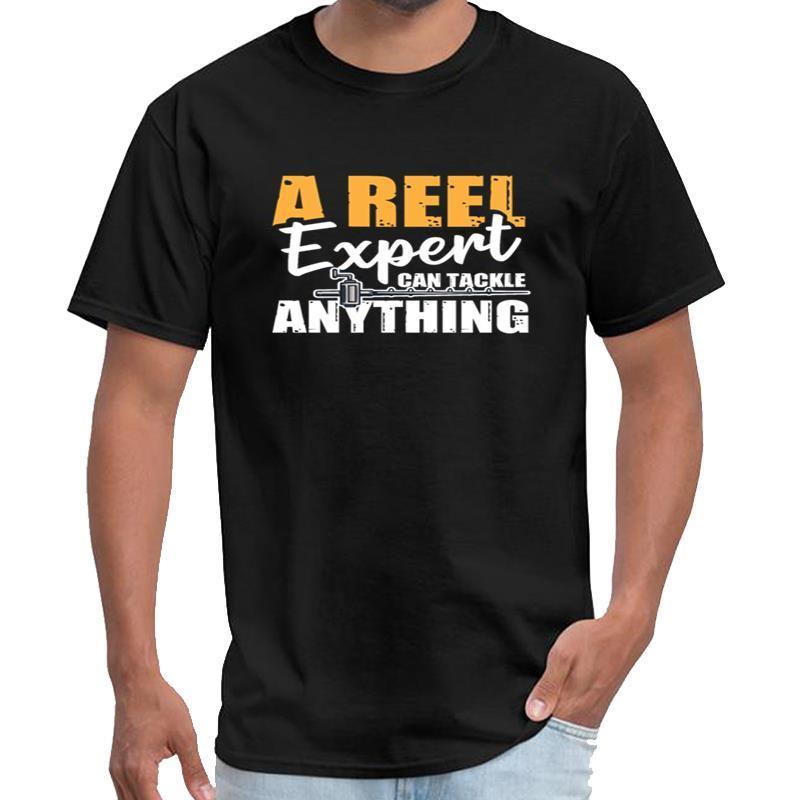 Personnalité drôle de pêche cadeaux de vitesse une bobine d'experts peuvent attaquer les serruriers t shirt homme et les femmes t-shirt manga XXXL 4XL 5XL 6XL
