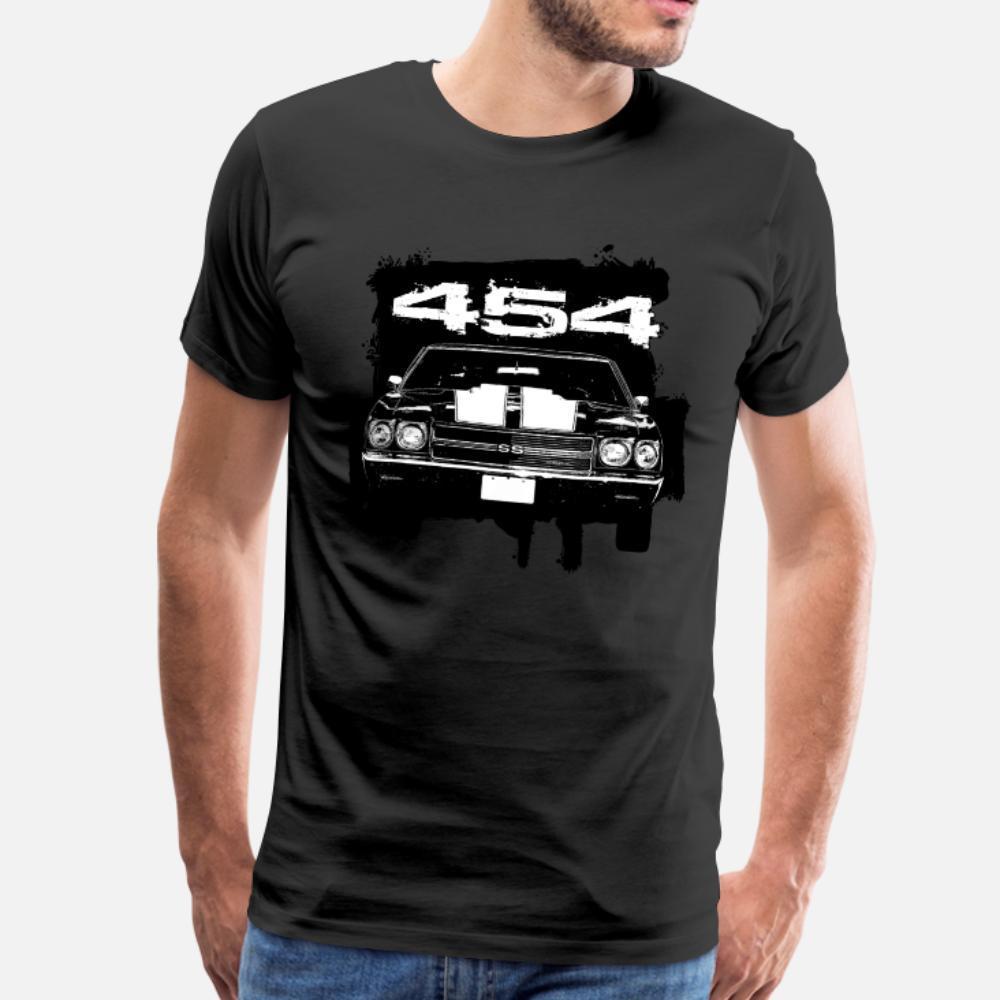 Мышечных автомобилей Передней тенниски мужчина трикотажного хлопок евро Размер S-3XL Kawaii подарки Смешного Spring Leisure рубашка