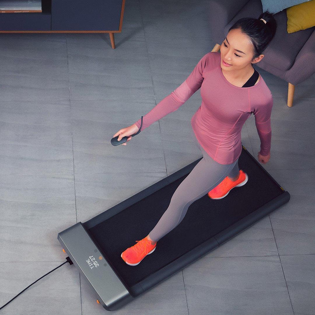 2020 Caminar inteligente plegable del cojín antideslizante Deportes rodante caminar Máquina Manual Automático Modos de interior al aire libre Gimnasio Fitnes Electricl ujL5 #