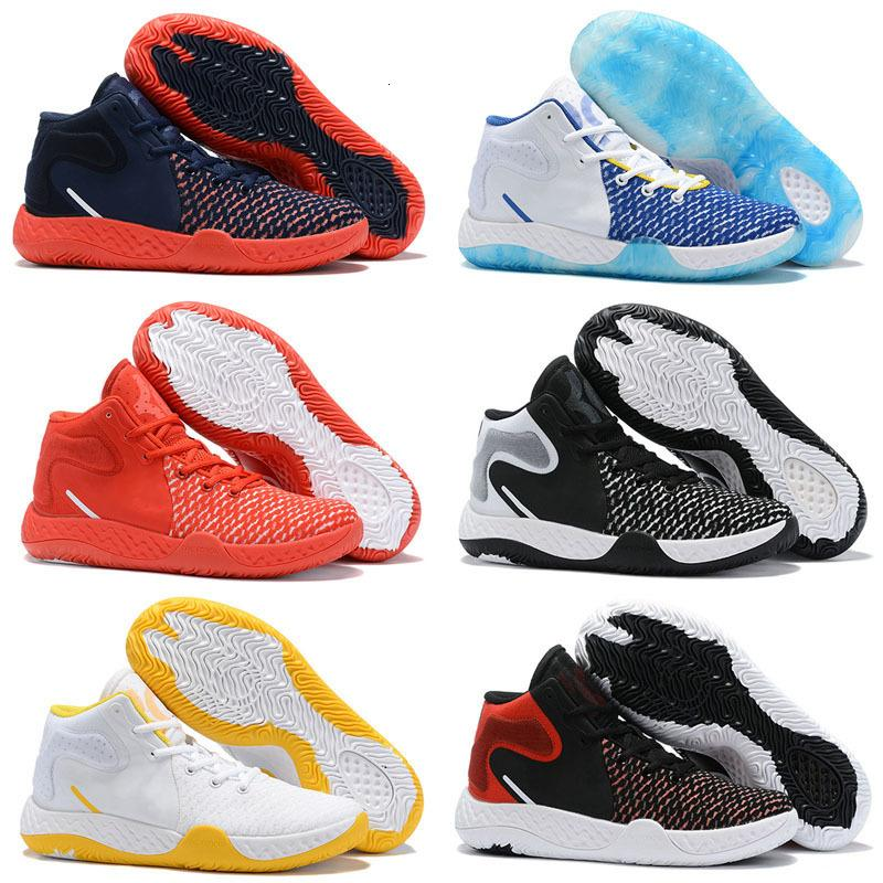 Highest quality New Kd Trey 5 Vii Ep Mens Basketball Shoes Male Training Booties Des Chaussures Mens Black Red White Platform Outdoor