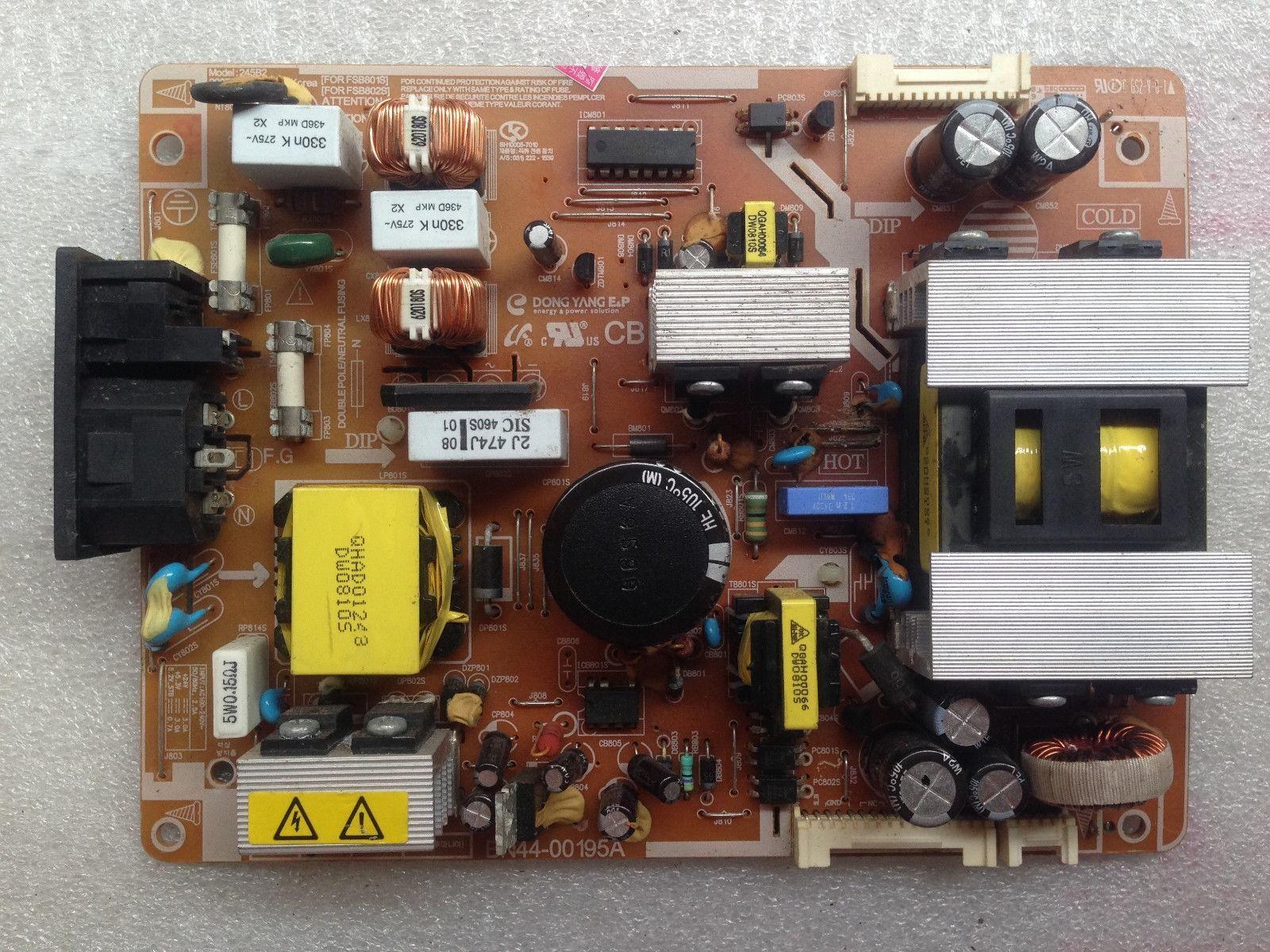 cgjxs Orijinal BN44 -00195a Testi Çalışma Güç Kurulu için Samsung 245b 245b BN44 -00173a
