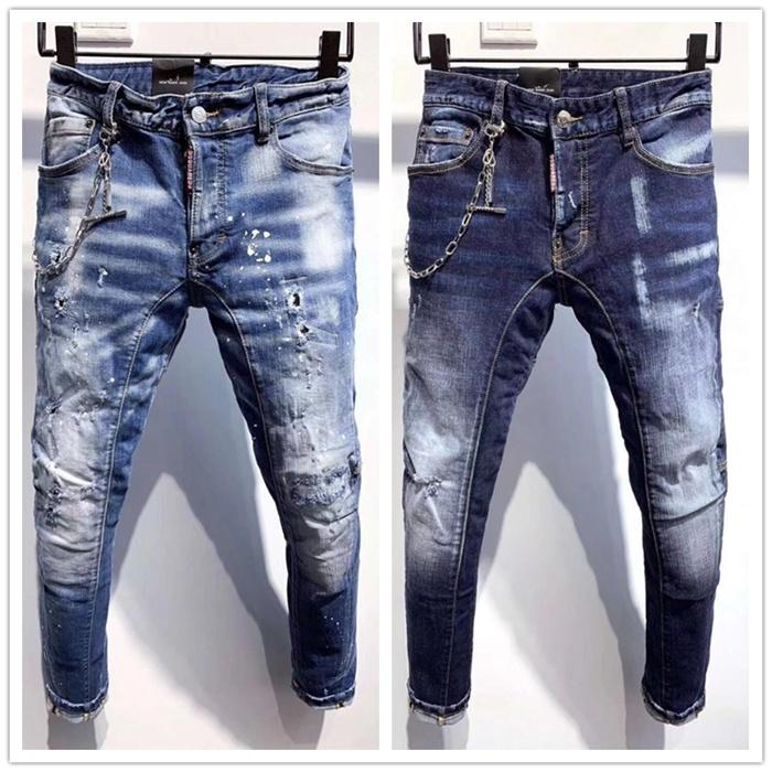 2020 Top Skinny Jeans Mens Designer Jeans Slim Fit Motorcycle Biker Denim For Fashion Designer Hip Hop Jeans Pour Luxury Fashion Fear Of God From Goodgoods6688 46 59 Dhgate Com
